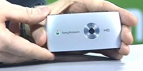 Sony Ericsson Vivaz (aka Kurara SE U5)