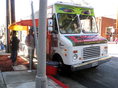 Food Truck Benefit for Haiti: Dosa Truck