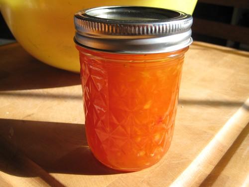 grapefruit sauce