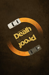 DeathProof (Ibraheem Youssef) Tags: fiction brown dogs movie poster death bill jackie kill graphic reservoir proof pulp simple quentin graphical basterds tarantino inglorious