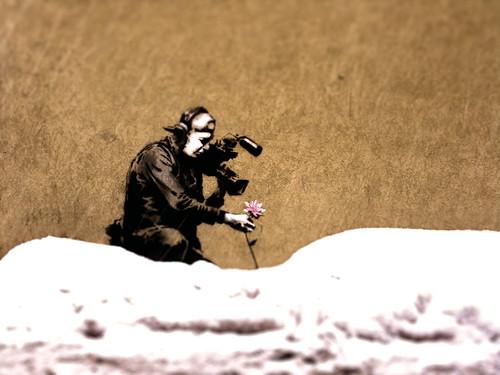 Bansky @ Sundance (by Miro31)