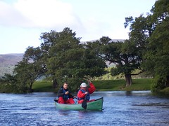 Canoe River Spey Descent near Aviemore