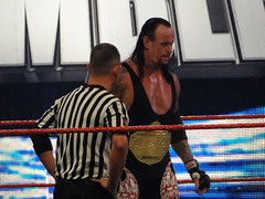 Undertaker prematch
