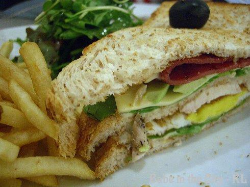 Club Sandwich (RM20)