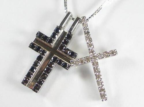 ブラックダイヤ ネックレス 通販