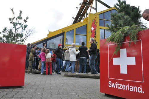 House of Switzerland Opening Celebration