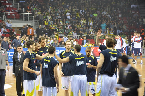 Fenerbahçe Ülker\Efes Pilsen