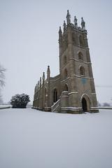 St. MMary's Church Churchill, Original Photo