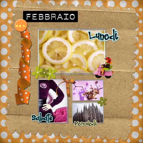 Febbraio (x4)