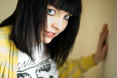 I'm now a blackhead! (rainflies) Tags: new selfportrait black color hair gothy joanjett