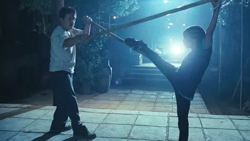 The Karate Kid 2010 Movie jackie chan