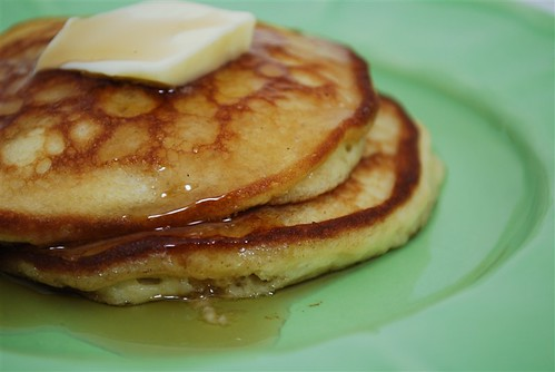 Sour Cream Pancakes - your homebased mom