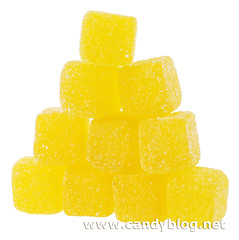 Wonka Fruit Jellies - Grapefruit