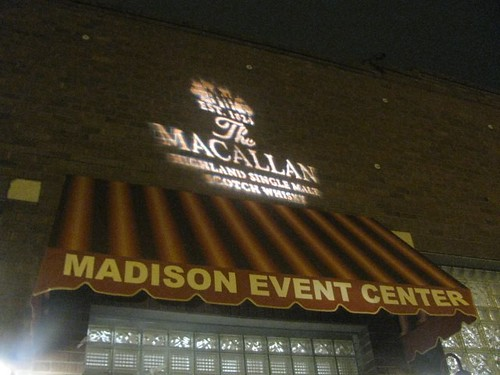 Entrance to the Madison Event Center in Phoenix