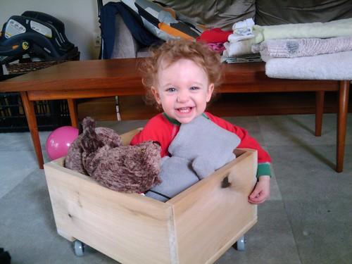 Nora's cart