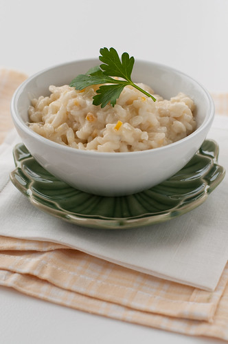 Preserved Lemon Risotto-5