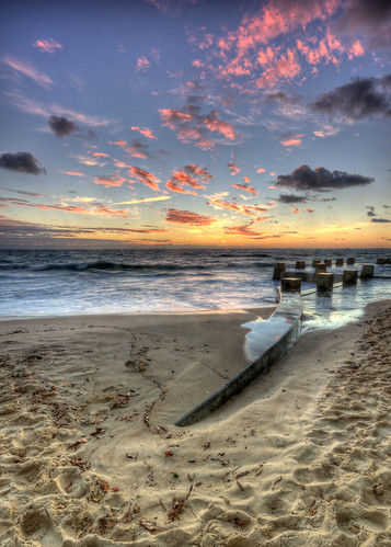 Coogee Sunrise HDR
