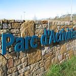 Enseigne Parc d'activités du Launay
