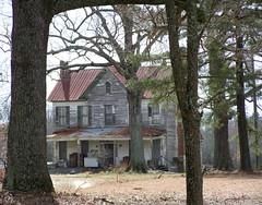 Halifax County NC (History Rambler) Tags: old house rural south country northcarolina halifaxcounty oncewashome