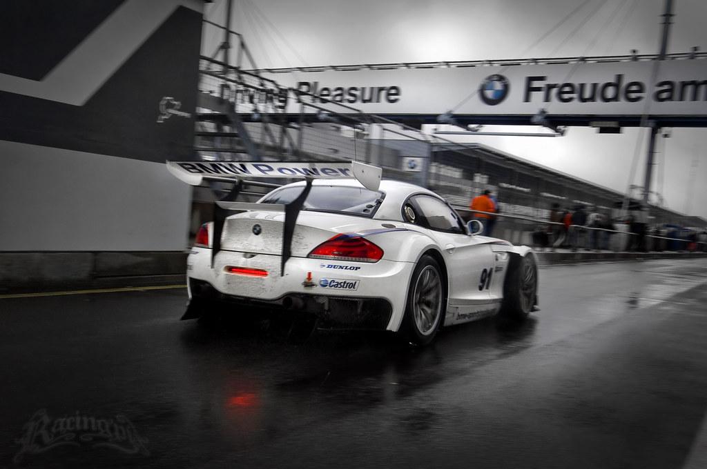 BMW Z4 GT3 Race Car Official Details Released (w/Video) - BimmerFile
