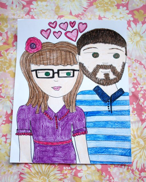 Custom couple