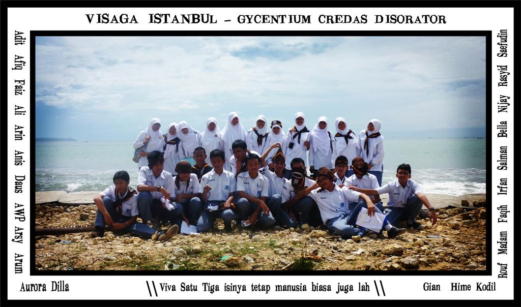 Visaga Istanbul - Gycentium Credas Disorator