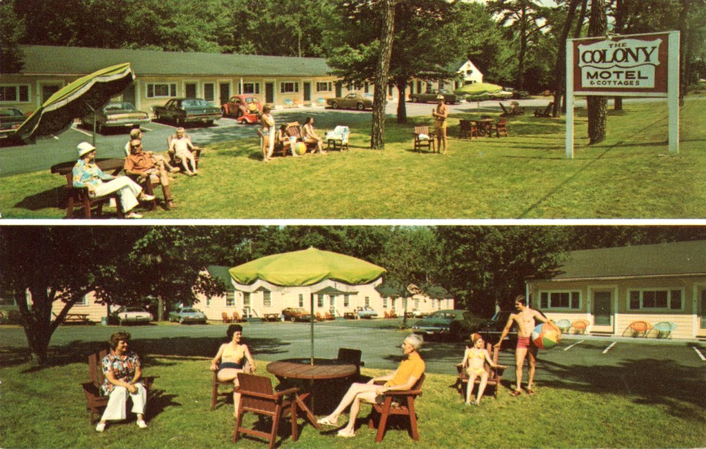 The Colony Motel & Cottages - Scarborough, Maine