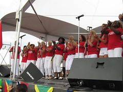 CDF 2007 Stage