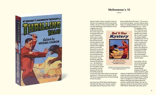McSweeney's spread 84-85