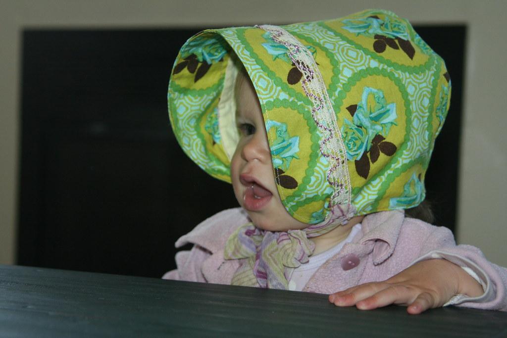 kingpod bonnet