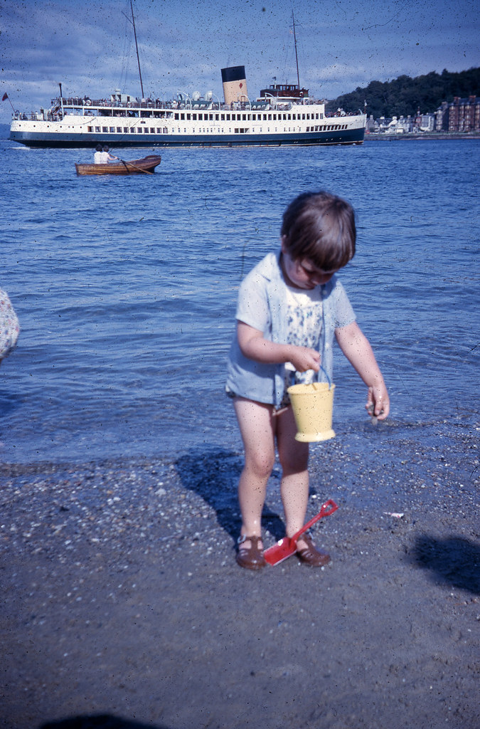 Doon The Watter For The Fair Rothesay 1965