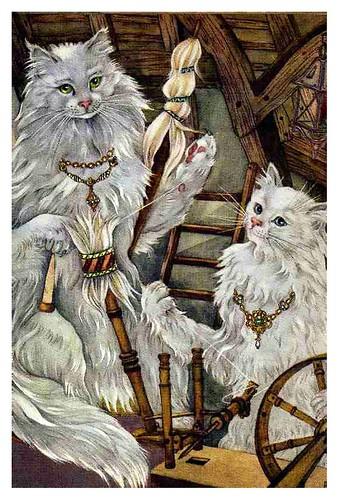 012-Three Who Spun- Le Chat Jérémie et autres histoires de chats-Adrienne Segur