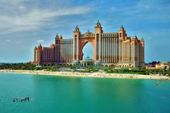 ATLANTIS Hotel Dubai (SAM OMAN) Tags: fish aquarium hotel dubai gulf uae palm atlantis الخليج دبي الامارات aquaventure emarates jumera