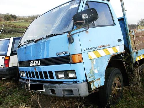 Isuzu Truck Wreckers QLD