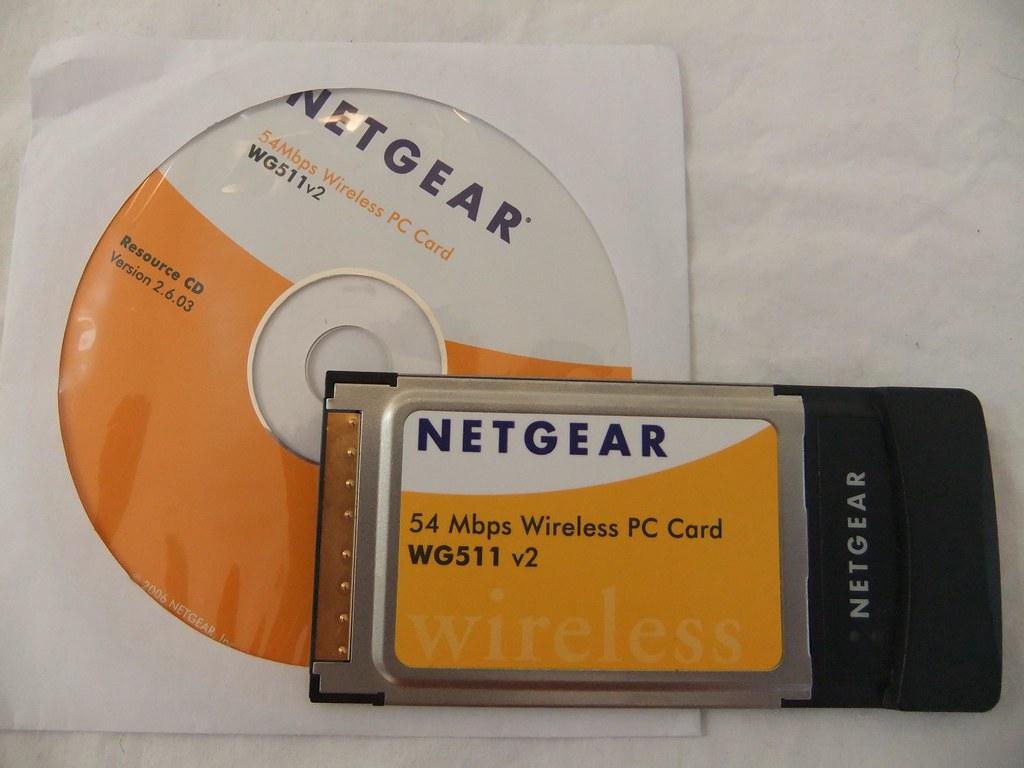Netgear Laptop WiFi Card