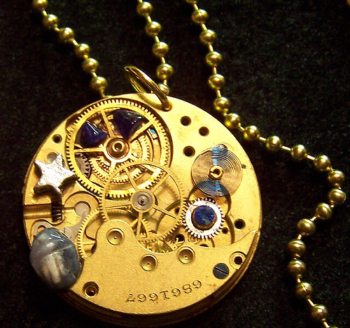 Watch Movement with Scarab