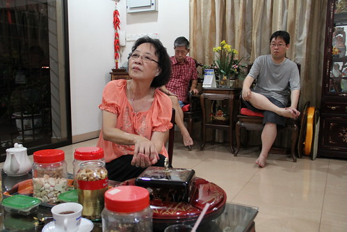 Auntie Tan, Uncle Tan and Seng Guan