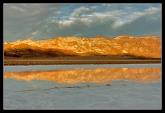some where in death valley 2 (fernando acosta) Tags: california mountain valleyoffire desert salt mojave subset badwater