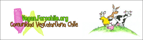 Comunidad vegan-vegetariana Chile