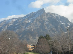 Squaw Peak (Mansley) Tags: utah provo utahcounty rockcanyon brighamyounguniversity