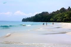 Radhanagar beach, Havelock Island (keedap) Tags: india beach asia honeymoon deepak deep x virgin kanu havelock andaman sharma keerti besr radhanagar mygearandmepremium dblringexcellence
