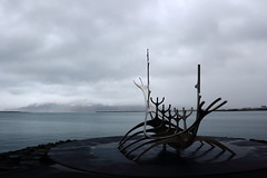 Sólfar - Sun Voyager (marshall_eleanor) Tags: canonphotos canon canonglobal ourplanetdaily iceland iceland nature photography naturelovers depthobsessed travel wanderfolk instatravel vsco landscape sólfar sun voyager reykjavik city instagoodmyphoto justgoshoot exploretocreate peoplescreatives visualsoflife passionpassport theoutbound worldtravelbook efs1855mmf3556isstm efs1855mm canon100d canonrebel canonpictures