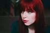 Color Theory (Noukka Signe) Tags: noukkasigne selfportrait redhair girl colors red green beauty