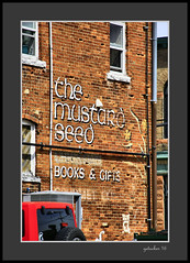 The Mustard Seed (the Gallopping Geezer '5.0' million + views....) Tags: signs signage old smalltown northernmichigan mi michigan upperpeninsula building structure worn weathered faded ad advertise advertisement canon 5d3 tamron 28300 geezer 2016 roadtrip