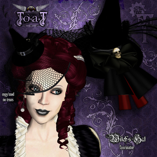Witch-hat-Fascinator