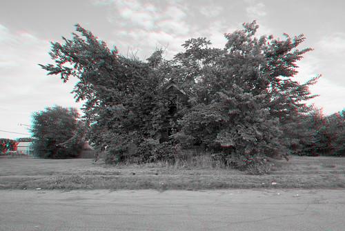 Residence, Overgrown