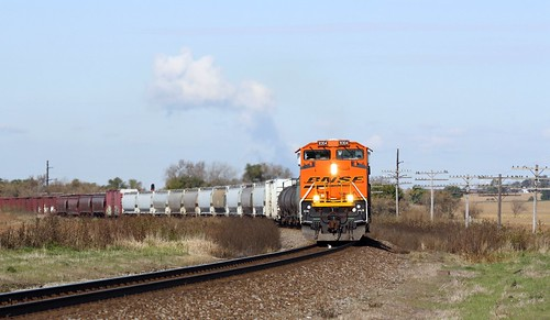 BNSF at Lee, Illinois