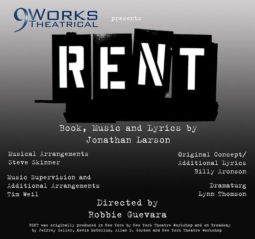 Rent Opening Night!