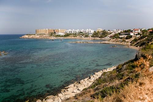 Отель Меркюри на берегу Средиземного моря