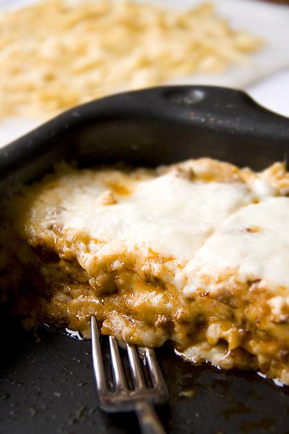 Lasagne casalin(gh)e